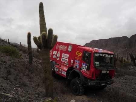 Stagione 2011 - Dakar