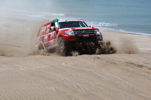 La sfida oltre i limiti...Dakar 2012