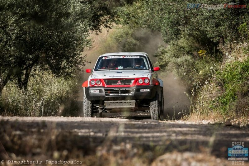 Rally Greece Off Road 2013