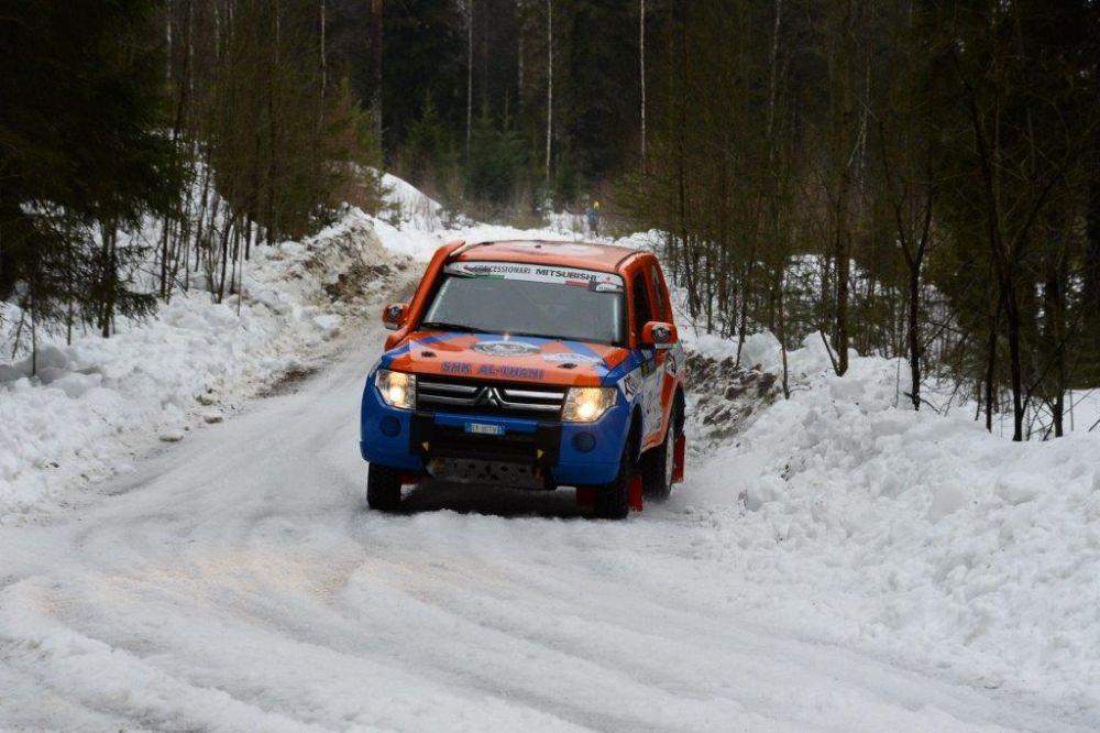 RalliArt Off Road Team Italy dimostra la propria superiorità al Baja Russia, senza ottenere risultato