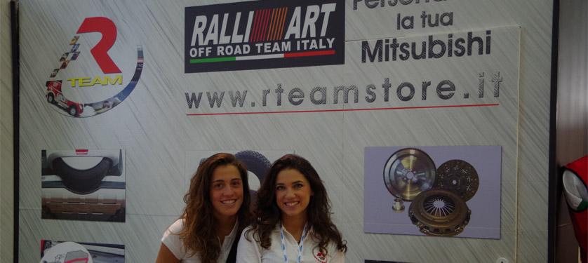 RTeam Ralliart protagonista al 4x4 Fest 2016 con i rally show delle proprie vetture e la gamma di accessori off-road