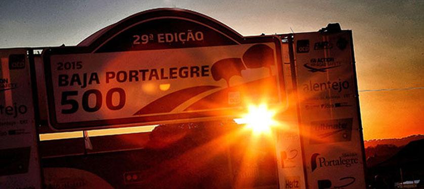 Rteam RalliArt alla Baja Portalegre con tre equipaggi in gara