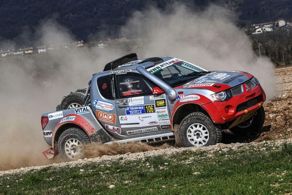 Un consistente Italian Baja Nazionale per R Team Ralliart Offroad Italy