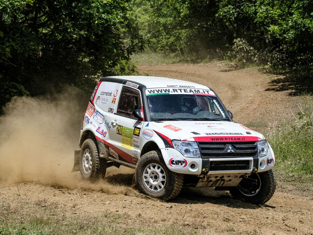 R Team Ralliart Offroad Italy convince al Rally Greece Offroad