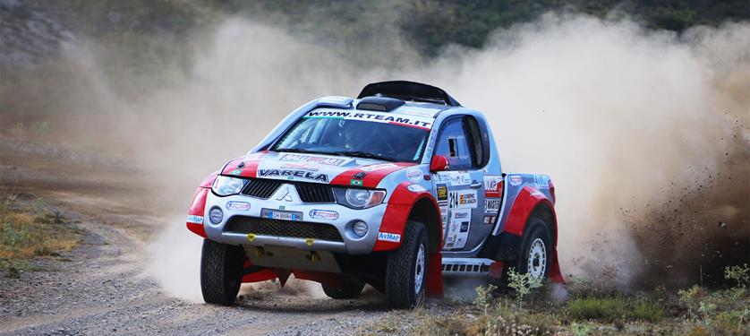Rteam alla Baja Aragon dimostra l'affidabilità e le alte prestazioni delle proprie vetture