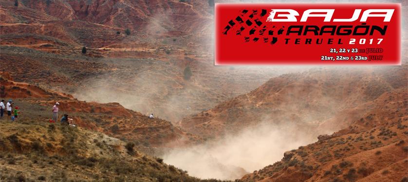 RTeam alla Baja Aragon in Spagna con 5 equipaggi. Con il team italiano il pluricampione mondiale Reinaldo Varela